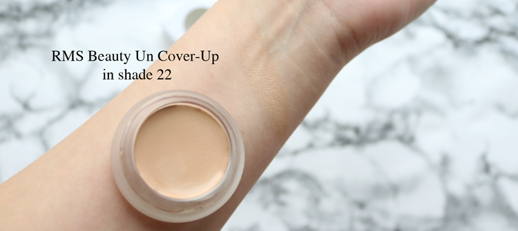 RMS Beauty Un Cover-Up in 22 review swatches