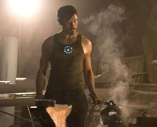 Tony Stark Arc Reactor