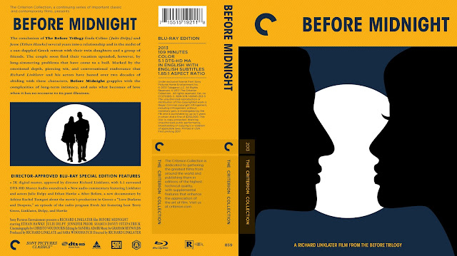 Before Midnight Bluray Cover