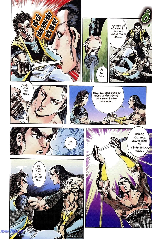 Tần Vương Doanh Chính chapter 18 trang 22
