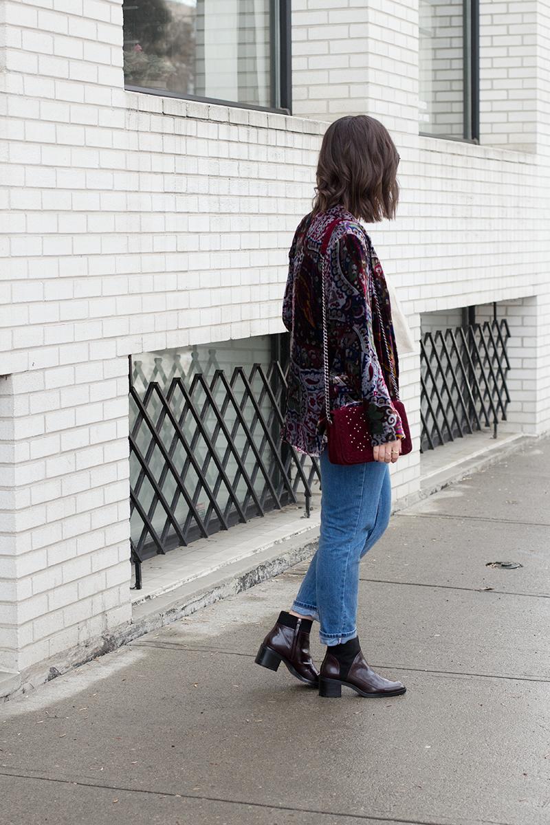 How to style velvet