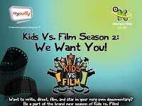 Kids Vs. Film Season 2 Casting Sessions