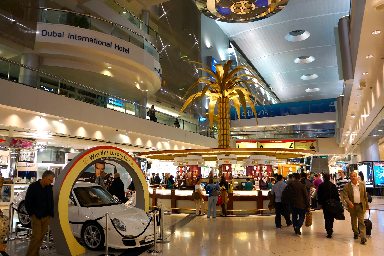 Oriental Adventures Win A Luxury Car From Dubai Duty Free