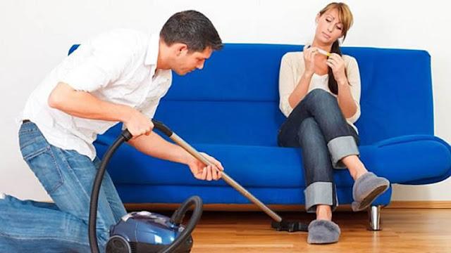 Quanto mais o homem ajudar em casa maior é a probabilidade de divórcio! Diz estudo!