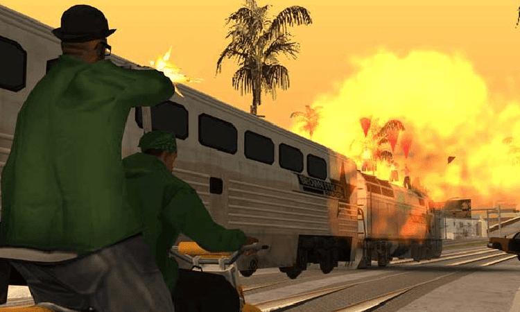 تحميل جميع أجزاء لعبة GTA من ميديا فاير