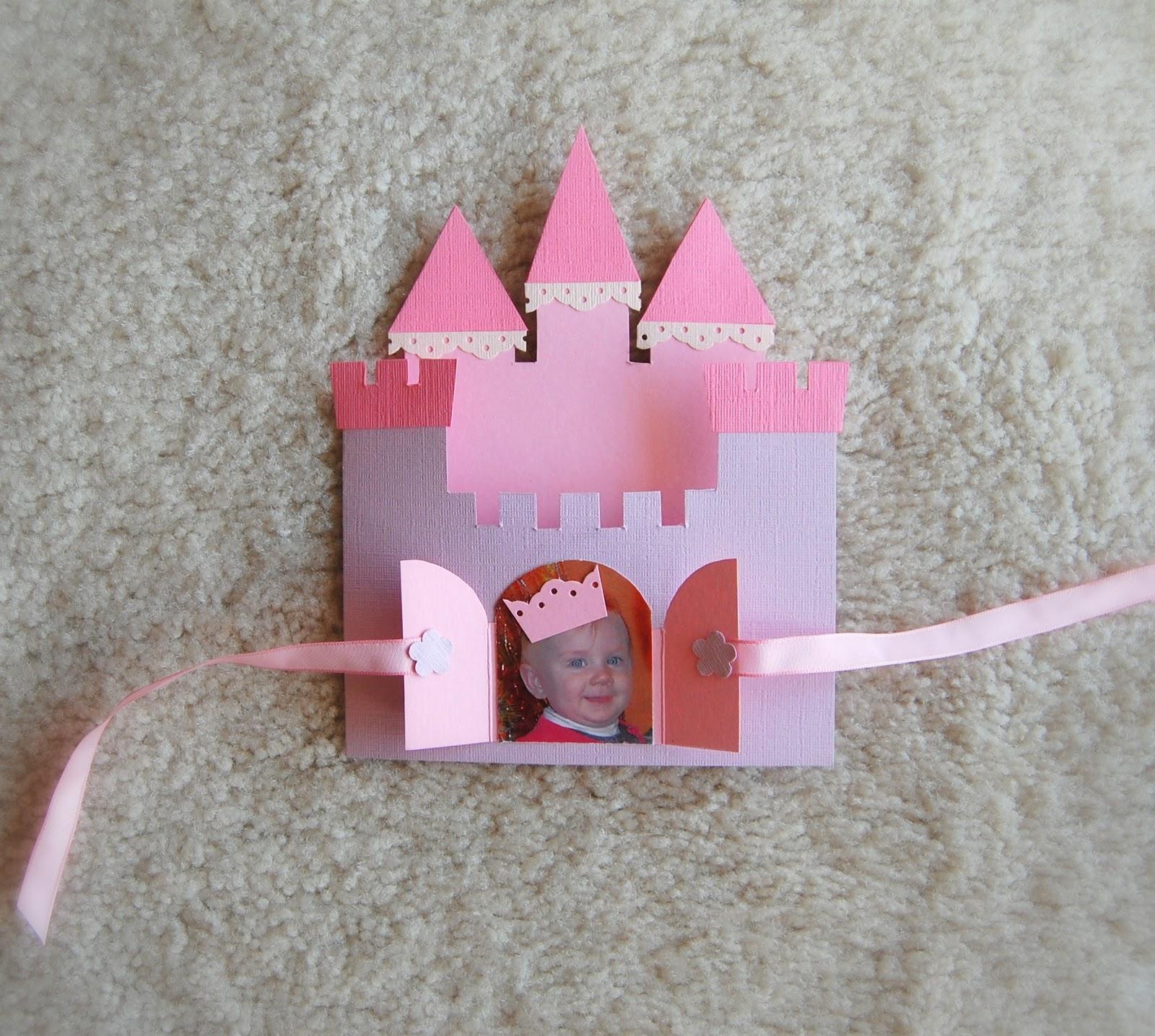 Как сделать замок для открытки
