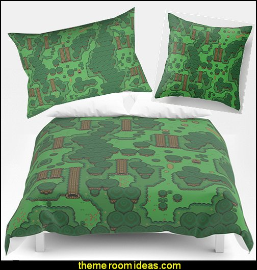 Gamers Have Hearts - The Lost Link bedding