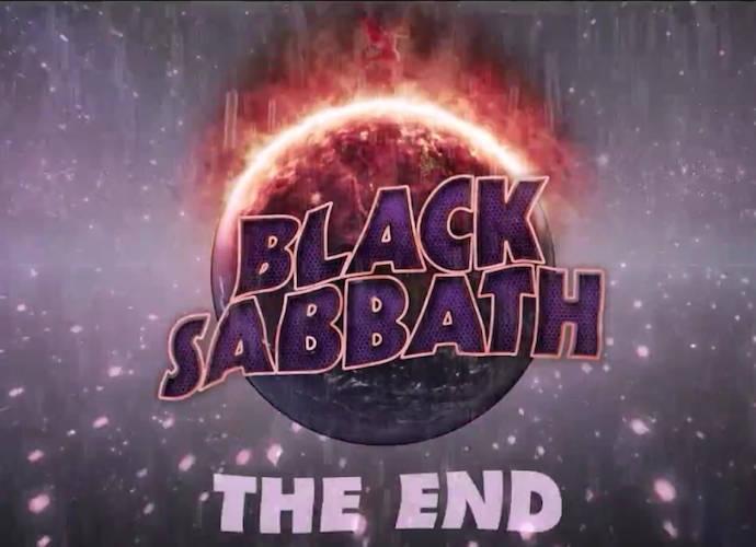 black sabbath the end 2016 скачать торрент