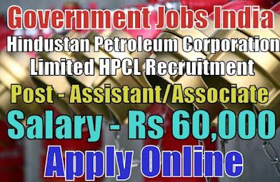Hindustan Petroleum Corporation Limited HPCL Recruitment 2017