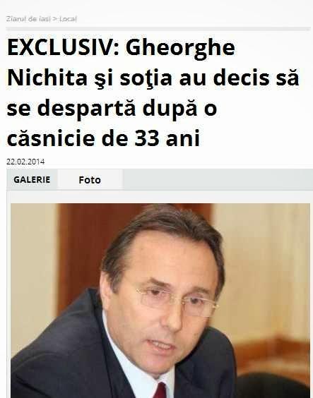 Gheorghe Nichita: edilul Mihai Chirica izolează Iașiul  |Gheorghe Nichita
