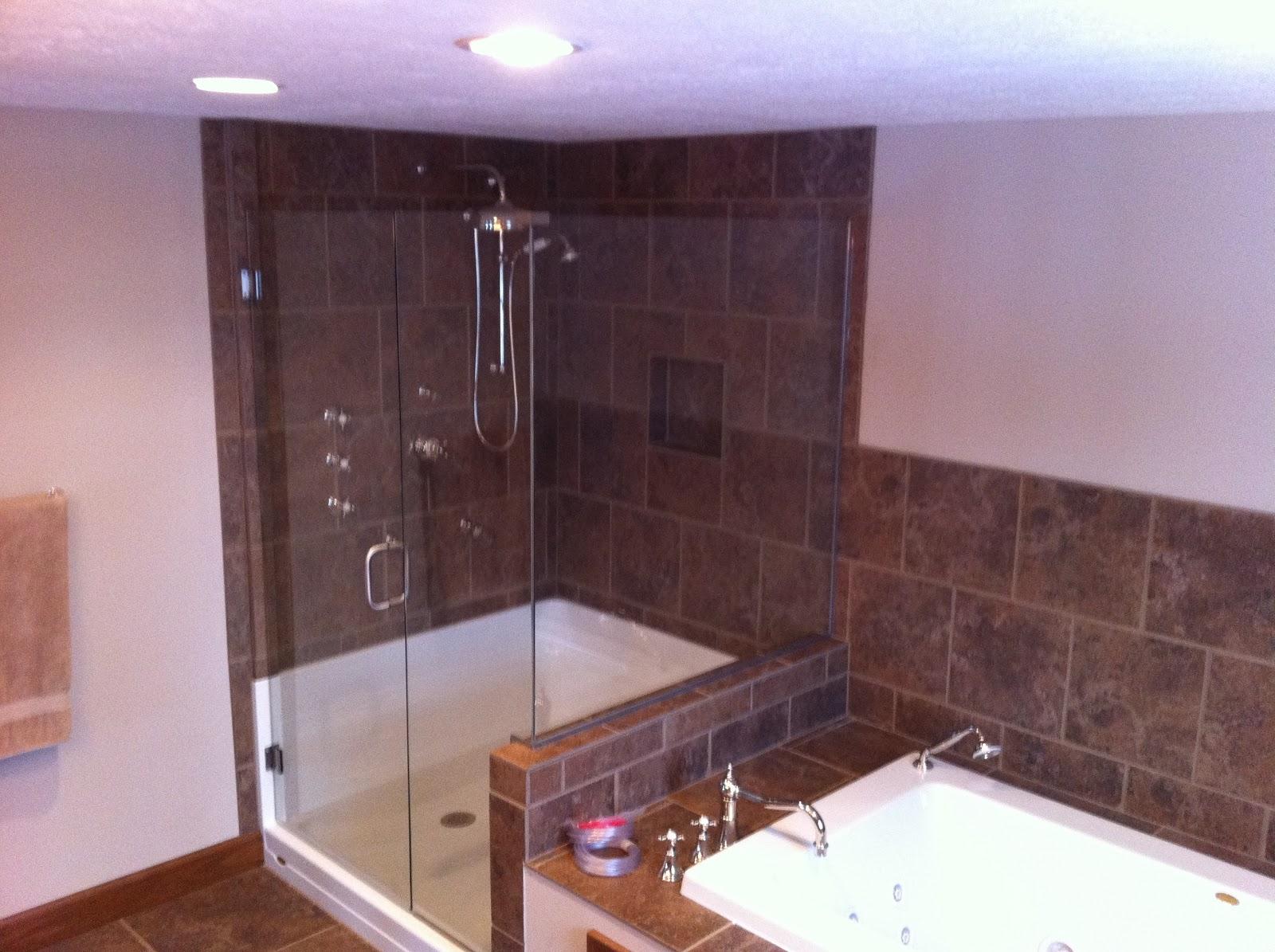 Apex General Contracting Custom Shower Doors