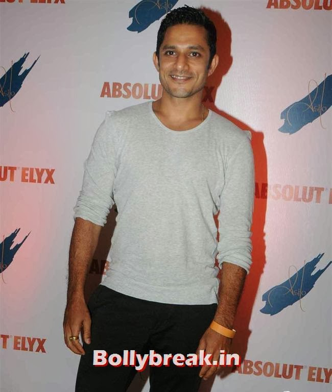Yudushtir at Suchitra Pillai's, Narayani Shastri, Pria Kataria Puri, others at Absolut Elyx Party