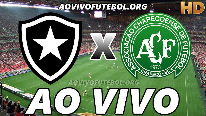Botafogo x Chapecoense Ao Vivo Hoje em HD