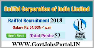 RETAIL CORPORATION RECRUITMENT 2018