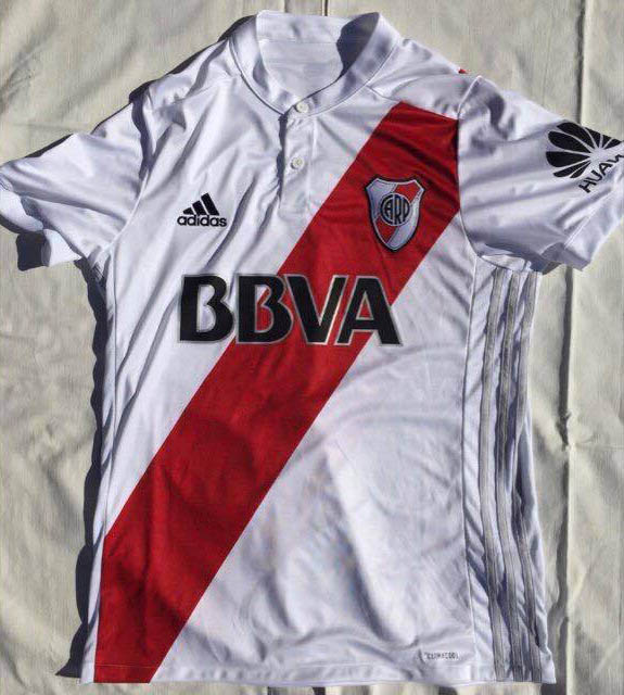 0ab762cbb43 Sale UPDATE: River Plate 2017-18 Home, Away & Third Kits Leaked