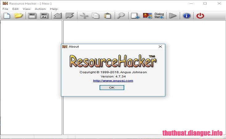 Download Resource Hacker 5.1.7 Full Cr@ck