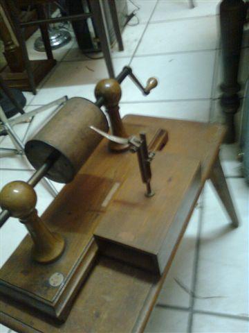 Antenato del fonografo di Edison