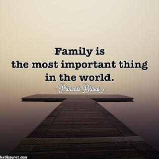 quotes tentang keluarga dan artinya