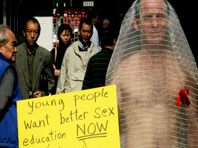 Results Uneven in Hong Kong's Voluntary Sex-Ed Program