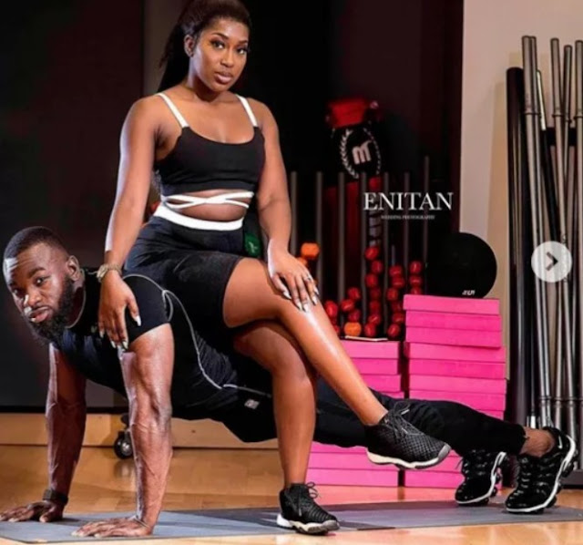 Checkout fitness training beautiful  pre-wedding shoots of these lovers