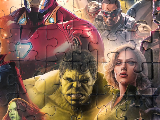 Avengers Infinity War merch