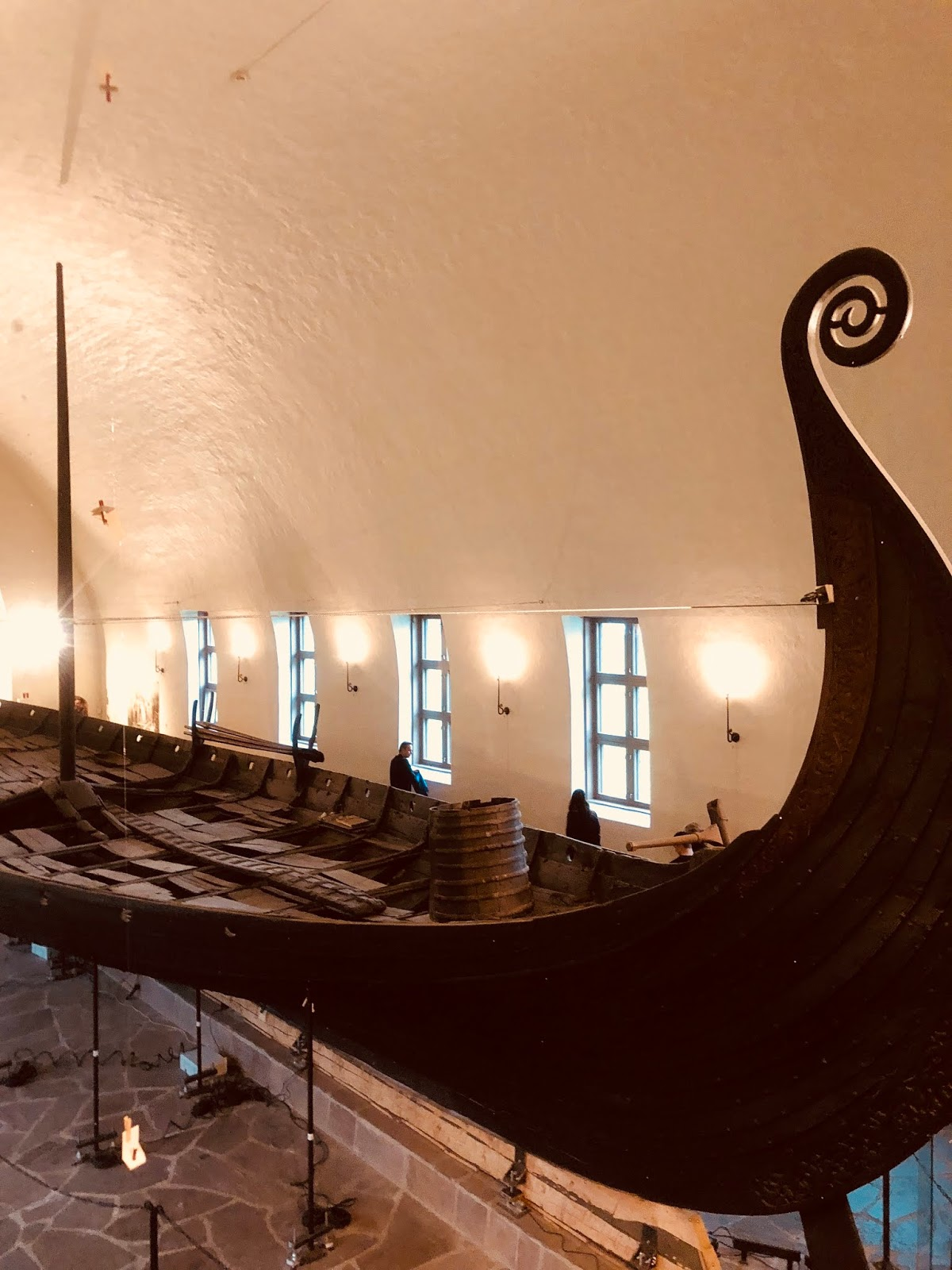 Oslo Vikings Ship museum