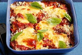 Seasonal Recipe ~ Chicken Parmigiana with Tomato and Aubergine | Simple Suppers