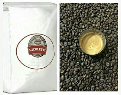 Nicoletti Coffee Beans - Fresh Roasted Espresso Coffees