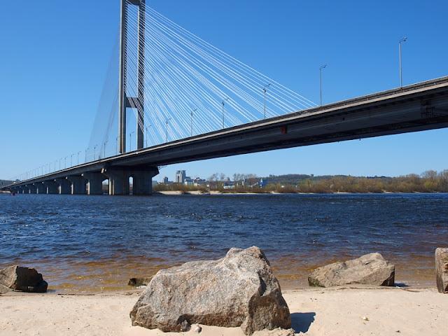 мосты г киева