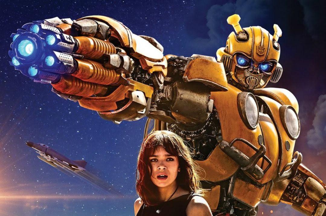 Bumblebee Brazilian Poster :「トランスフォーマー」シリーズ最終章「バンブルビー」のビーが臨戦態勢の南米ブラジル版の新しいポスター ! !
