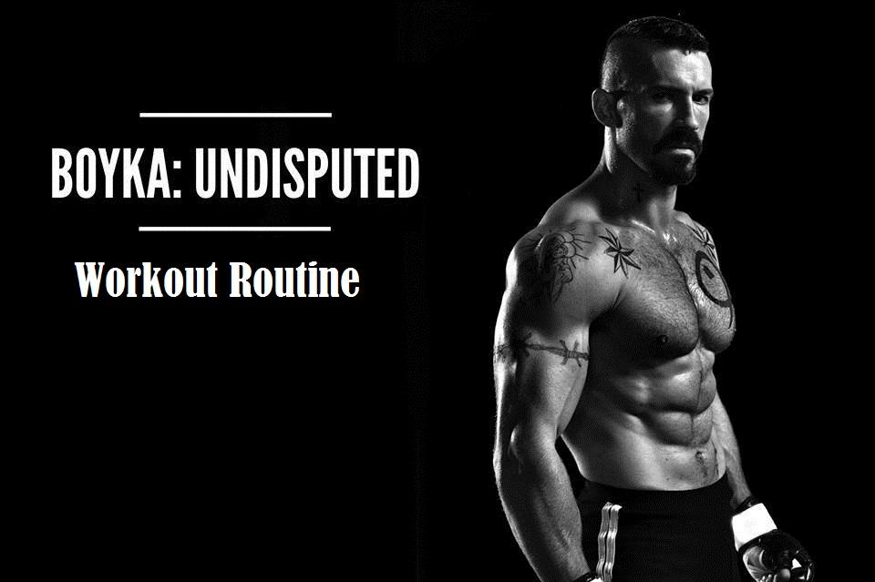 Scott Adkins Workout – Blog Dandk