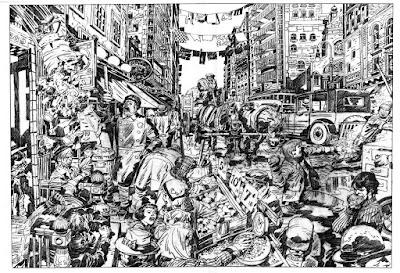 Favorite Comic Artist Countdown #2 - Jack Kirby!
