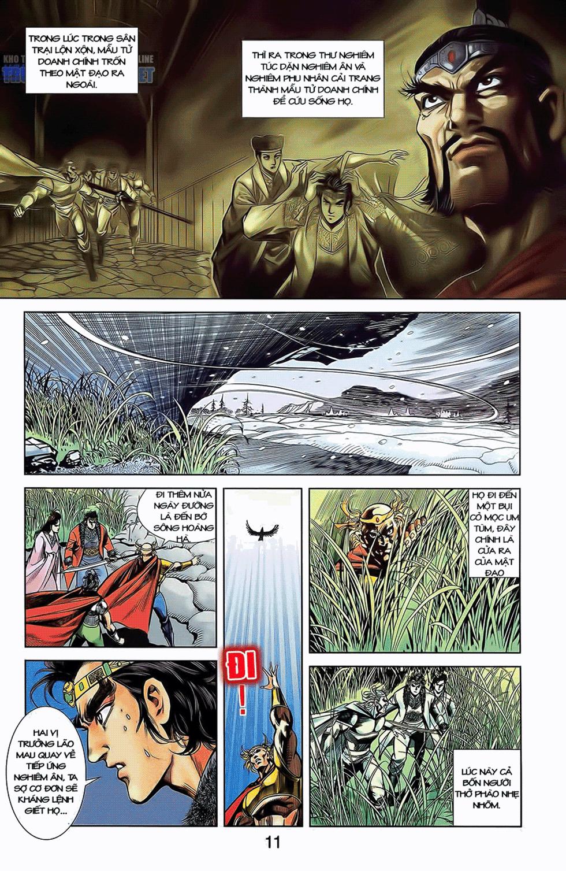 Tần Vương Doanh Chính chapter 11 trang 30