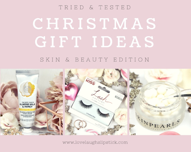 Christmas Gift Inspo For Her : Tried & Tested Skincare & Beauty Treats, Lovelaughslipstick Blog
