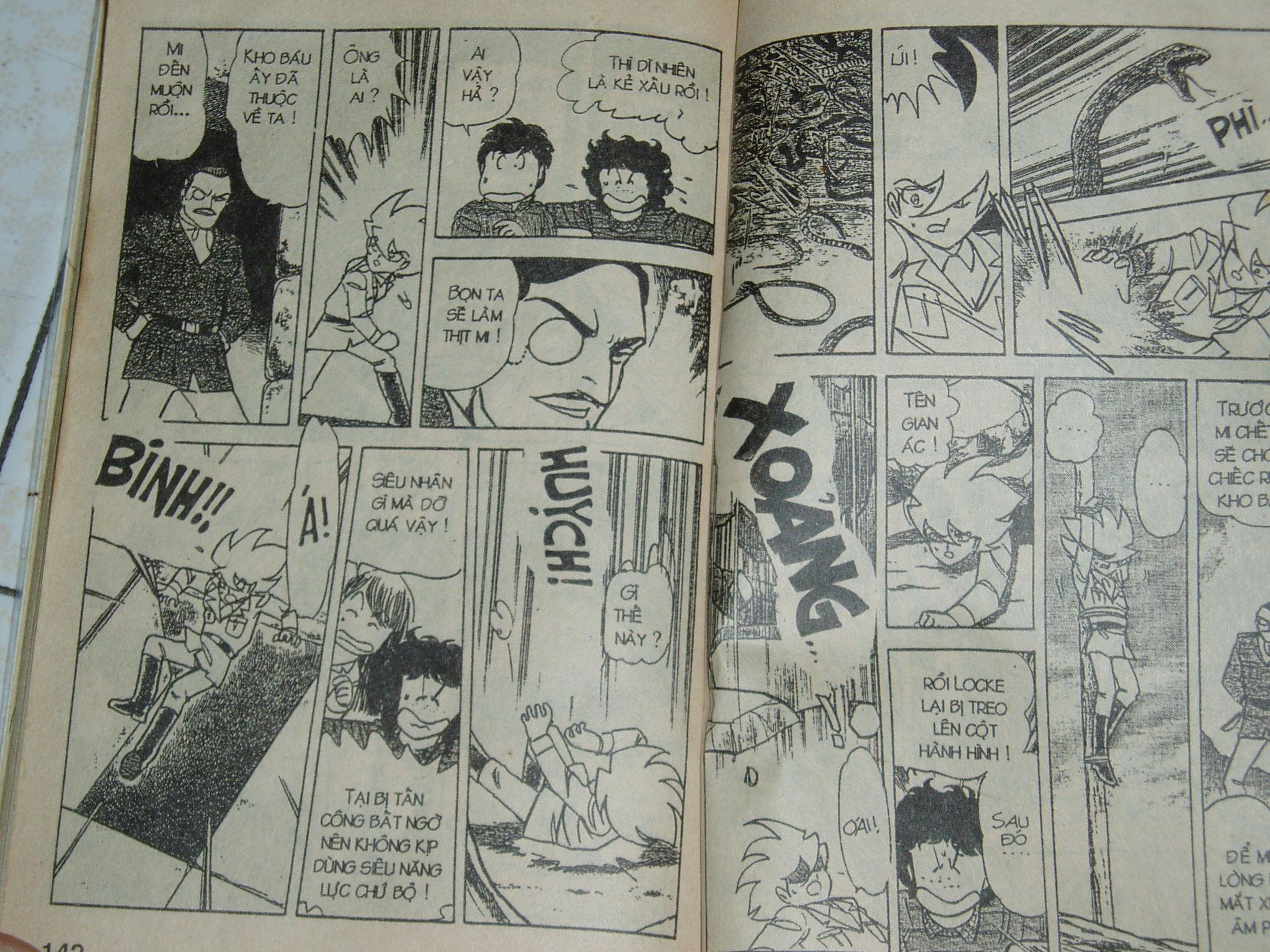 Siêu nhân Locke vol 18 trang 70