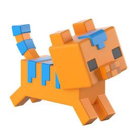 Minecraft Series 18 Cat Mini Figure