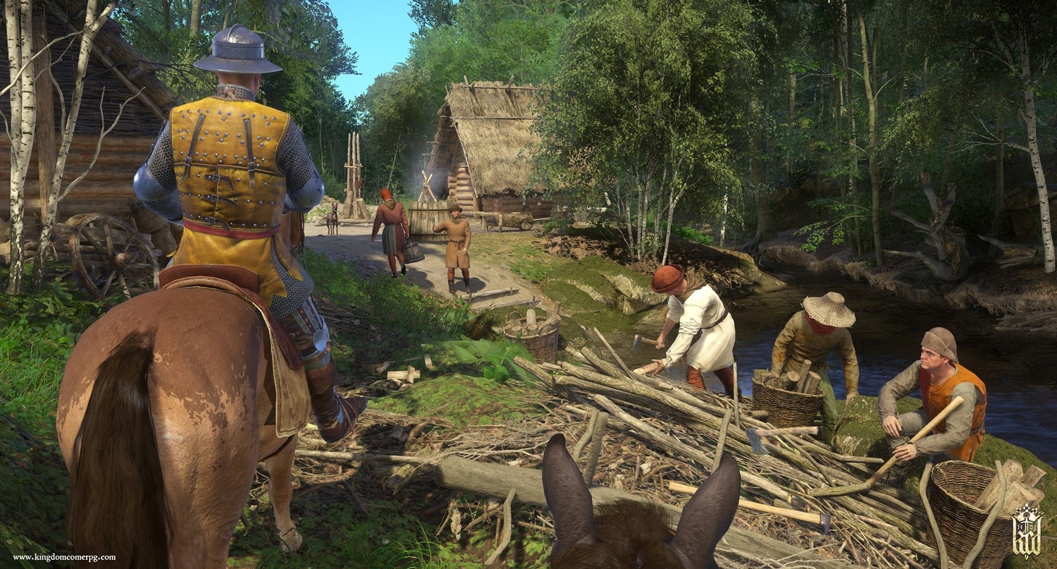 Kingdom Come Deliverance mods