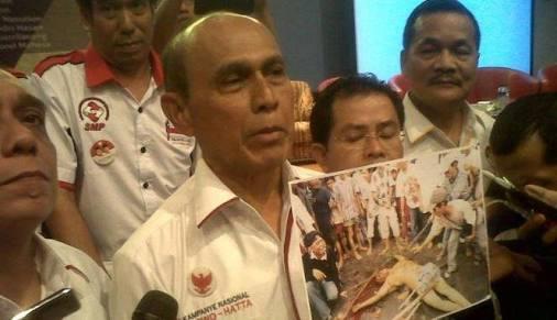 Dituduh Sebagai Dalang Pengepungan dan Pengrusakan Gedung LBH Jakarta, Ini Reaksi Kivlan Zen