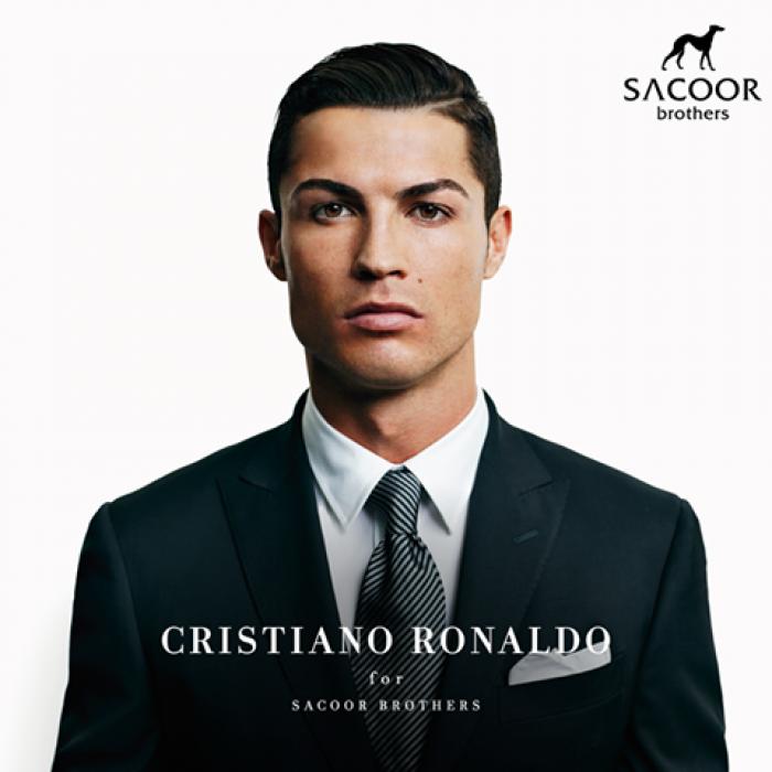 a762427084 Cristiano Ronaldo é o novo rosto de grife portuguesa ~ FutGestão