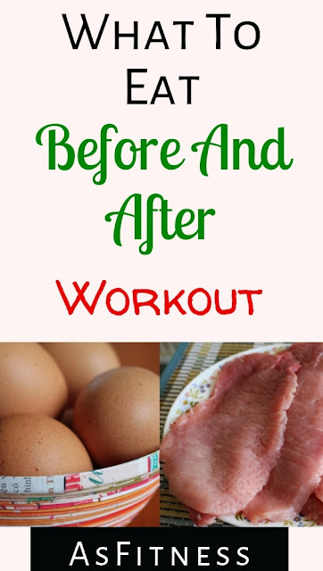 Protein before after workout