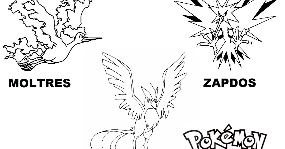 ... Coloring Pages Articuno   Photo#18 ...