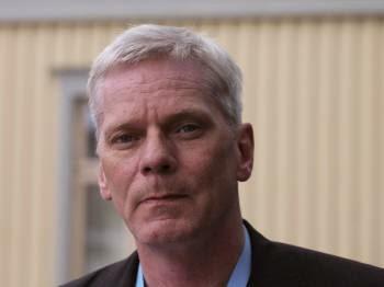 Kristinn Hrafnsson, rappresentante ufficiale di Wikileaks