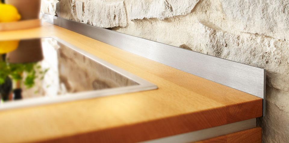 Küchenleisten für arbeitsplatte  Leiste FüR Arbeitsplatte KüChe PW21 – Hitoiro