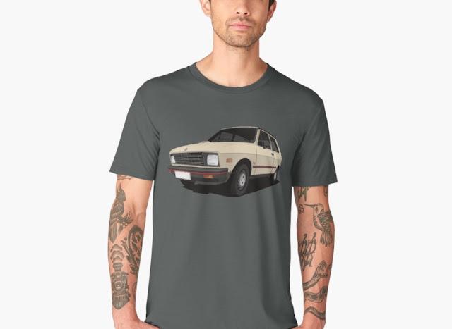 Yugo 45 | fan t-shirt - US model