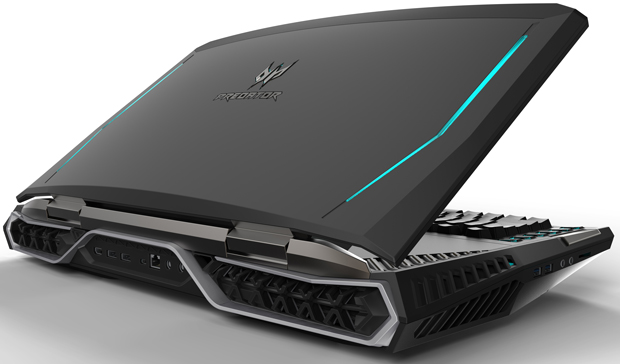 Harga Laptop Gaming Acer Predator 21X dibanderol 125 Juta