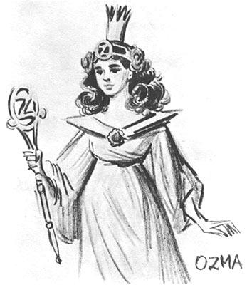 The Royal Blog of Oz: The Ozma We Never Had