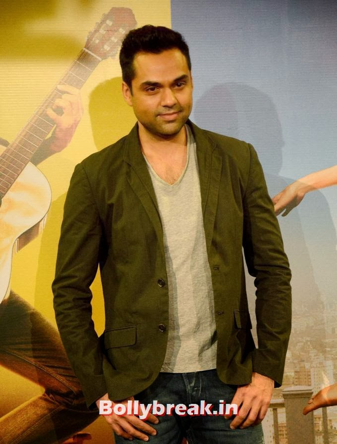 Abhay Deol, First look of film One By Two Photos, Preeti Desai, abhay Deol at One by two Movie Trailer Launch