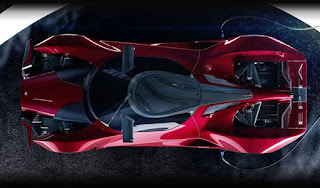 Dendrobium Electric Hypercar From Singapore Up Picture