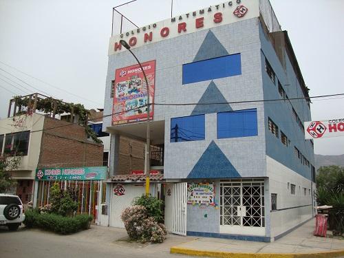 Colegio MATEMATICO HONORES - El Pinar