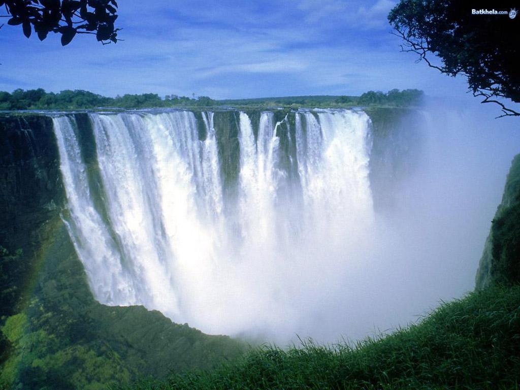 Victoria Falls Live Wallpaper Cool Wallpapers Natural Scenes
